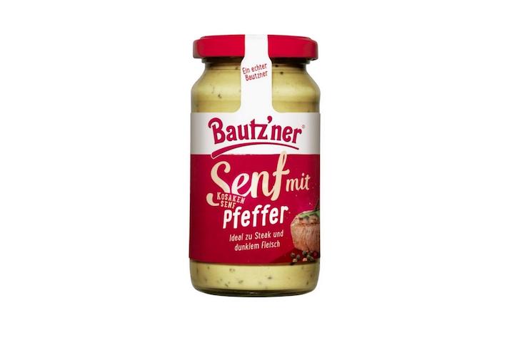 Kosakensenf von Bautz'ner ist der beste Senf aus Sachsen