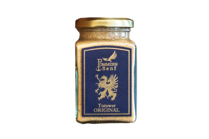 Senf: Pommernsenf Tutower Original ist der beste Senf aus Mecklenburg-Vorpommern