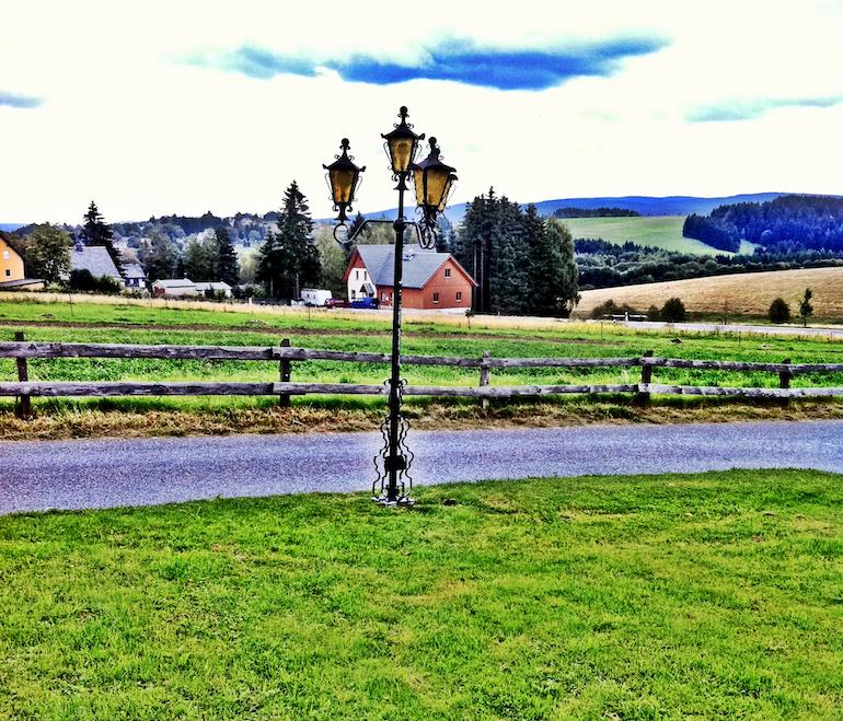Wernesgrün ist ein beschaulicher 1100-Einwohner-Ort im Erzgebirge in Sachsen.