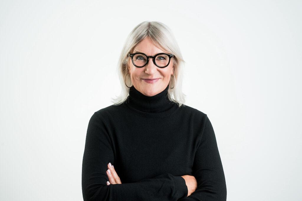 Ulrike Lerchl leitet seit über 30 Jahren die Dresdner Kommunikationsagentur Oberüber Karger
