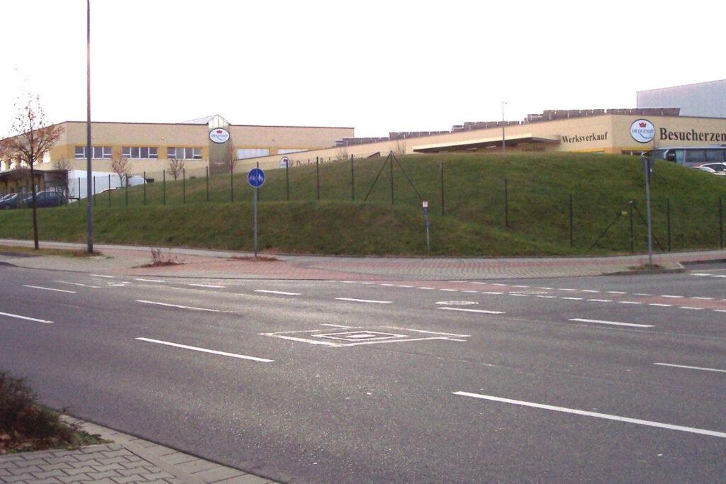 Der Firmensitz von Dr. Quendt in Dresden-Coschütz